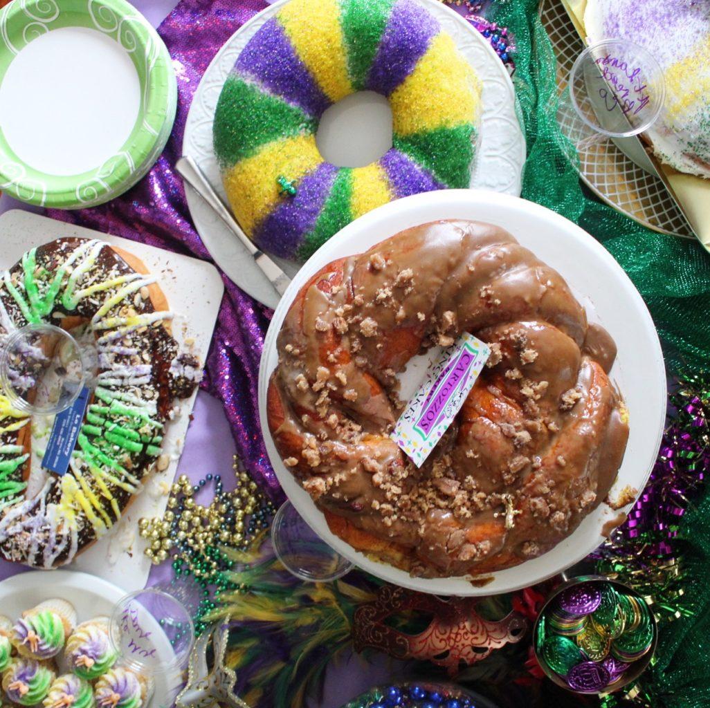 Gulf Coast King Cakes