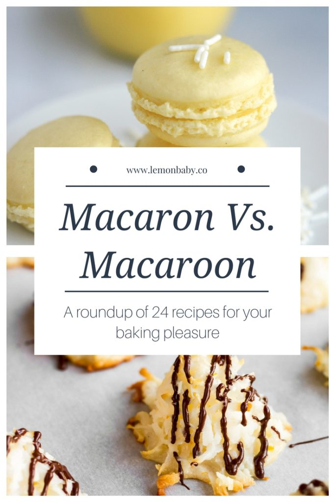 French Macaron vs. Macaroon: What's the difference?