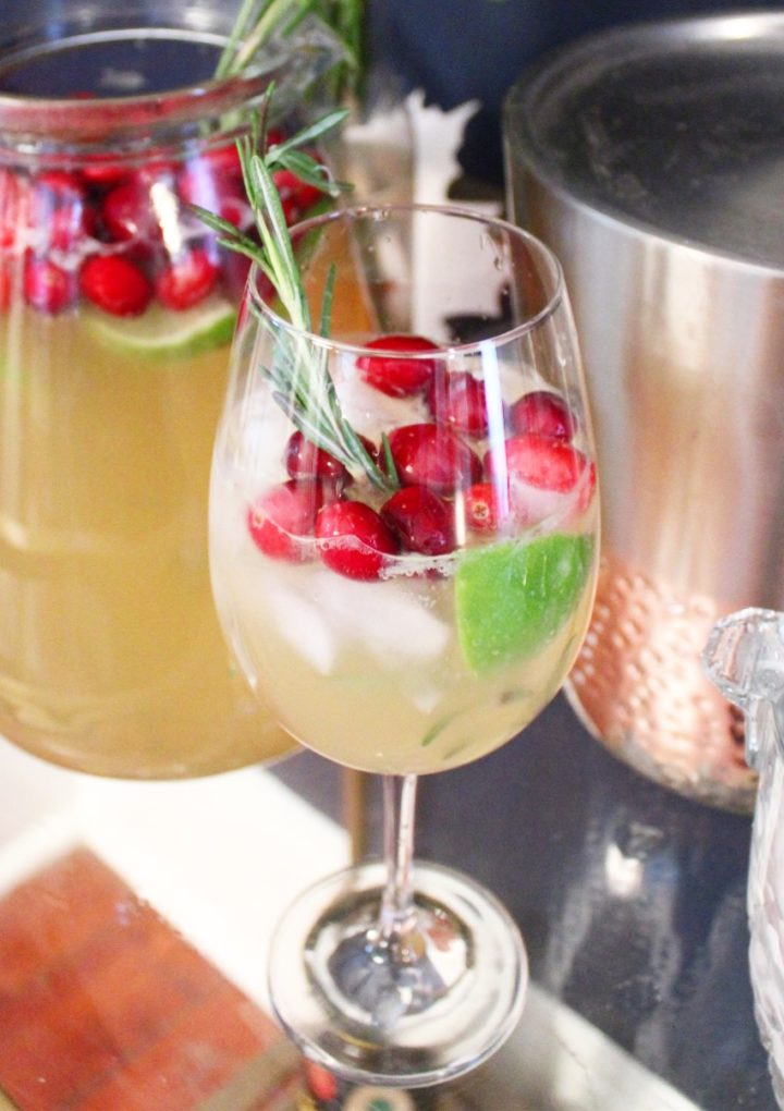 Christmas Mule: A Rum Holiday Cocktail